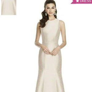 Alfred Sung Dress Ivory